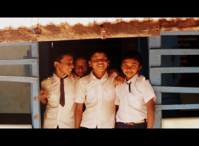 ಶಾಲೆ : ಮಕ್ಕಳ ಮಂದಹಾಸ